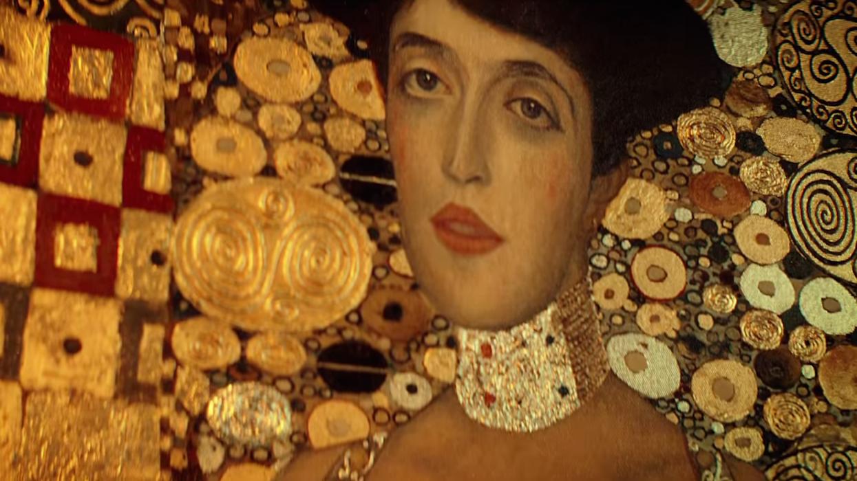 reviews woman gold